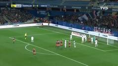 Los goles del Montpellier 1-3 PSG
