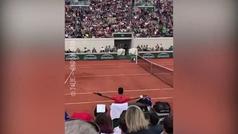 Así recuerda Djokovic Roland Garros, suspendido por la pandemia