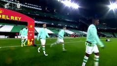 Copa del Rey (Cuartos de final): Resumen y goles del Betis 1 (1) - 1 (4) Athletic