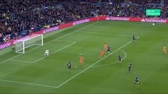 Gol de Dembélé (5-1) en el Barcelona 5-1 Lyon