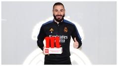 Benzema, Jugador Cinco Estrellas de septiembre