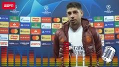 La genial rueda de prensa de Valverde en Anfield: defender a Mané, botellazo al autobús...