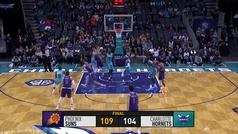 Hornets 104-109 Suns