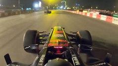 Los Red Bull ya rugen sobre el futuro circuito de Hanoi