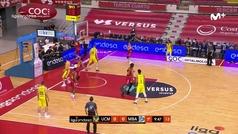 UCAM Murcia 76-79 Andorra