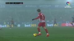 Gol de oro: Gol de Santiago Arias (0-2) en el Huesca 0-3 Atlético