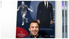 """Del Piero: """"Si Cristiano Ronaldo sigue así, va a hacer a mucha gente feliz en Turín"""""""