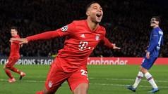 Champions League (octavos, ida): Resumen y goles del Chelsea 0-3 Bayern