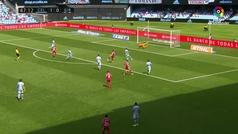 Gol de Oro (J33). Gol de Portu (1-1) en el Celta 2-1 Girona