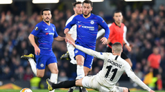 Europa League (semis, vuelta): Resumen y goles del Chelsea 1(4)-1(3) Eintracht