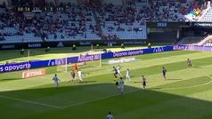 Gol de Borja Mayoral (1-4) en el Celta 1-4 Levante