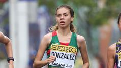 Alegna González hace historia al llevarse el oro en el Mundial de Atletismo Sub-20