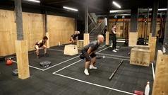 Alpha Link Crossfit es uno de los primeros gimnasios que abre sus puertas a partir del 8 de junio