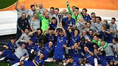 Europa League (final): Resumen y goles del Chelsea 4-1 Arsenal