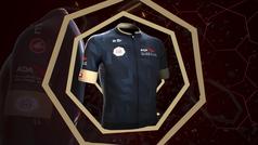 Así son los jerseys para el Tour de los Emiratos