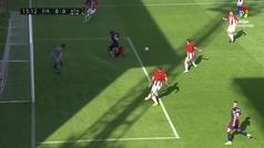 Gol de Charles (p.) (1-0) en el Eibar 1-1 Athletic