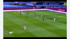 Gol de De Marcos (1-1) en el Barcelona 2-3 Athletic