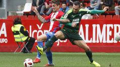 Copa del Rey (1/16, ida): Resumen y goles del Sporting 2-0 Eibar