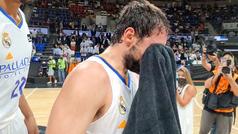 Las lágrimas del increíble Llull, el MVP renacido