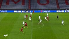 Gol de Choupo-Moting (2-0) en el Bayern 2-0 Lokomotiv de Moscú