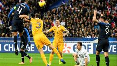 Resumen y goles del Francia 2-1 Moldavia