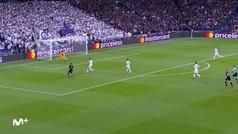 Los dos paradones de Courtois que evitaron la goleada del City en el Bernabéu