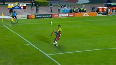 El mágico 'sombrerito' de Cuadrado que arrasa en la Copa América