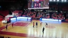 Increíble final en Burgos: en el baloncesto todo es posible...