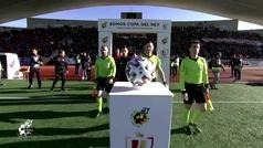 Copa del Rey (segunda ronda): Resumen y goles del Haro 1-2 Osasuna