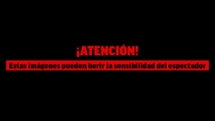Sale a la luz el vídeo prohibido de la famosa caja de La Resistencia: ¡realmente desagradable!