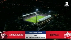 Crusaders demostró por qué es la gran dinastía del rugby mundial