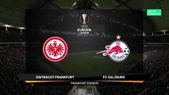 Los goles de los partidos de ida de los 1/16 de final de la Europa League