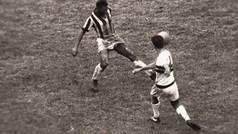 Descubren imágenes inéditas del histórico día que Pelé marco 8 goles en un partido