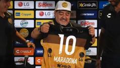 """Maradona ya tiene su propia canción: """"El Diego de Sinaloa"""""""