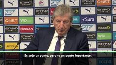 """El viral cabreo de Roy Hodgson: """"¿Qué puedo aprender de Guardiola? A perder"""""""