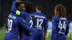 Europa League (1/16, vuelta): Resumen y goles del Chelsea 3-0 Malmoe