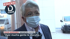 """Enrique Cerezo: """"El que discuta las alineaciones de Simeone que compre un equipo y las haga él"""""""