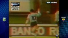 El golazo de Maradona a Ecuador en la Copa América 1987