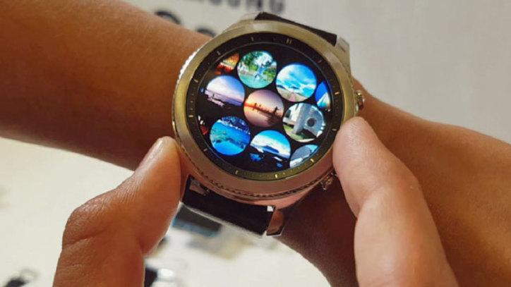 595759244 Samsung Gear S3, el reloj inteligente que quiere marcar la diferencia