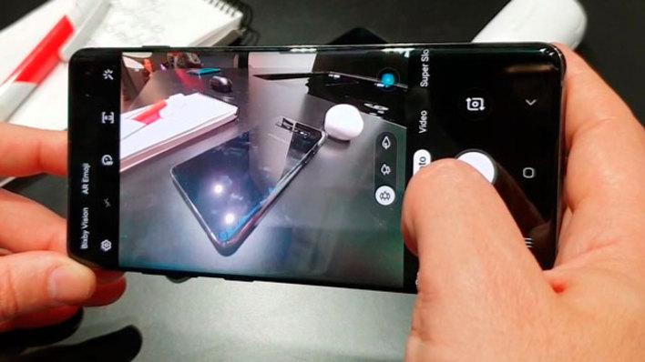 ff51b154ba5 Galaxy S10: así es la nueva familia de móviles premium de Samsung Miriam  Prieto. Enviada especial en Londres. Vídeo: Raquel Moreno