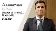 Análisis semanal de economía y mercados (24-02-2021)