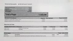 Una compañía telefónica reclama 1.300 euros a un muerto