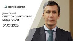 Análisis semanal de economía y mercados (04-03-2020)