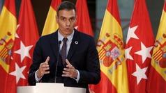 """Sánchez: """"Estamos inmersos en una lucha epidemiológica, no ideológica"""""""