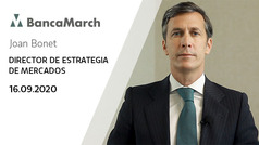 Análisis semanal de economía y mercados (16-9-2020)