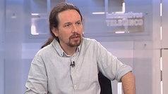 """Pablo Iglesias: """"En Cataluña no hubo una insurrección armada y no se puede comparar con el 23F"""""""