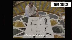 Mr. Dripping, el pintor que ha cautivado a Tom Cruise, Will Smith y Neymar