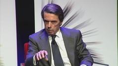 "Aznar: ""Estamos en crisis sistémica"""