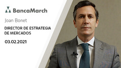 Análisis semanal de economía y mercados (03-02-2021)