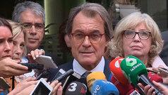 El Tribunal de Cuentas condena a Mas a devolver casi 5 millones